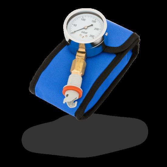 Manométer - légnyomásmérő